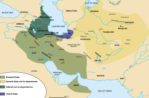 Buyids and their neighbours, AD 1000